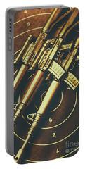 Long Range Tactical Rifles Portable Battery Charger