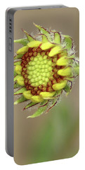 Long Stemmed Beauty Portable Battery Charger