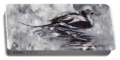 Long-tailed Duck Portable Battery Charger