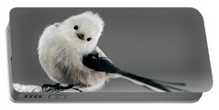 Charming Long-tailed Look Portable Battery Charger