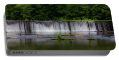 Long Waterfall Portable Battery Charger