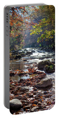 Portable Battery Charger featuring the photograph Longing For Home by Karen Wiles