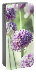 Portable Battery Charger featuring the photograph Longing For Summer Days by Linda Lees