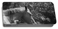 Portable Battery Charger featuring the photograph Longing by Sandi OReilly