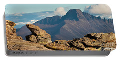 Long's Peak View Portable Battery Charger