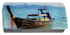 Longtail In Ko Phi Phi Don Portable Battery Charger