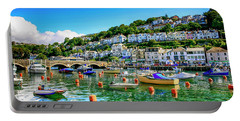 Looe In Cornwall Uk Portable Battery Charger