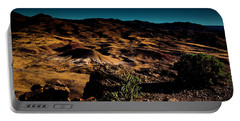 Looking Across The Hills Portable Battery Charger