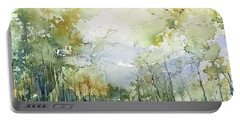 Beyond The Trees Portable Battery Charger by Robin Miller-Bookhout
