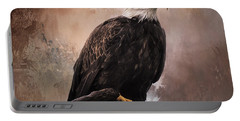 Looking Forward - Eagle Art Portable Battery Charger
