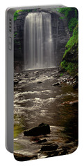 Portable Battery Charger featuring the photograph Looking Glass Falls 009 by George Bostian