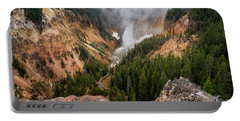 Lookout Point Yellowstone Canyon_grk7642_05272018-hdr  Portable Battery Charger