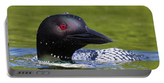 Loon Droplets Portable Battery Charger