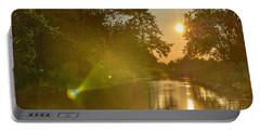 Loosdrecht Lensflare Portable Battery Charger