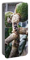 Loquat Man Photo Portable Battery Charger by Gina O'Brien