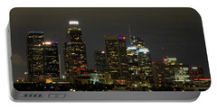 Los Angeles City Lights Portable Battery Charger