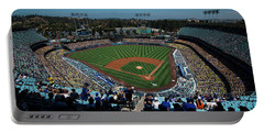 Los Angeles Dodgers Dodgers Stadium Baseball 2043 Portable Battery Charger