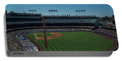 Los Angeles Dodgers Dodgers Stadium Baseball 2063 Portable Battery Charger