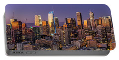 Los Angeles Twilight Portable Battery Charger