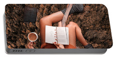 Lose Yourself In A Good Book Portable Battery Charger