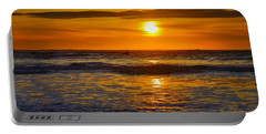 Lost Coast Sunset Portable Battery Charger