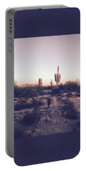 Lost In The Desert Portable Battery Charger
