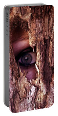 Lost In The Woods Portable Battery Charger