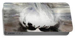 Portable Battery Charger featuring the photograph Lost In Thought by Pennie  McCracken