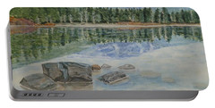 Lost Lake Whistler Bc Canada Portable Battery Charger