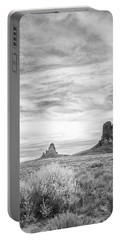 Lost Souls In The Desert Portable Battery Charger