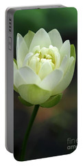 Lotus Blooming Portable Battery Charger