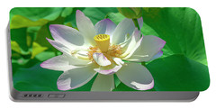 Lotus--fading I Dl0079 Portable Battery Charger