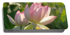 Lotus Flower 2 Portable Battery Charger