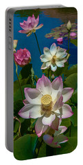 Lotus Pool Portable Battery Charger