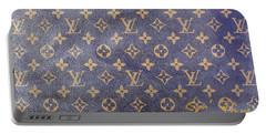 Louis Vuitton Monogram Pattern Portable Battery Charger
