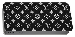 Louis Vuitton Pattern - Lv Pattern 06 - Fashion And Lifestyle Portable Battery Charger