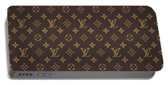 Louis Vuitton Texture Portable Battery Charger