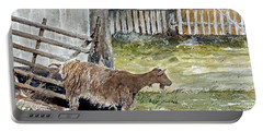 Louisbourg Resident Portable Battery Charger