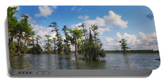 Louisiana Bayou Portable Battery Charger