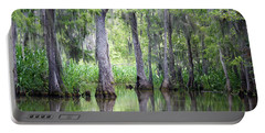 Louisiana Swamp 5 Portable Battery Charger