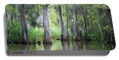 Louisiana Swamp 5 Portable Battery Charger