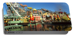 Louisiana Worlds Fair 1984 - New Orleans Photo Art Portable Battery Charger
