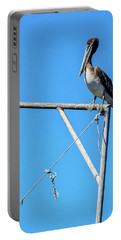 Louisiana's State Bird Portable Battery Charger