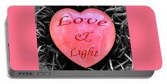 Love And Light Portable Battery Charger