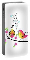 Love Bird Serenade Portable Battery Charger