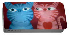 Love Catz Portable Battery Charger