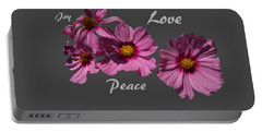 Love Portable Battery Charger by David and Lynn Keller