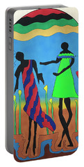 Love In The Reeds Portable Battery Charger