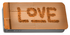 Love Is All Portable Battery Charger