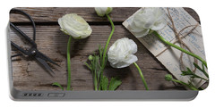 Portable Battery Charger featuring the photograph Love Is Everlasting by Kim Hojnacki